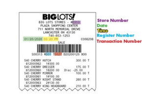 BiglotsSurvey.com| Big Lots Survey Win Prizes
