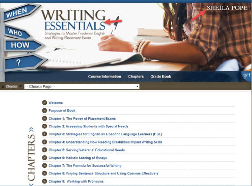 Writing Essentials