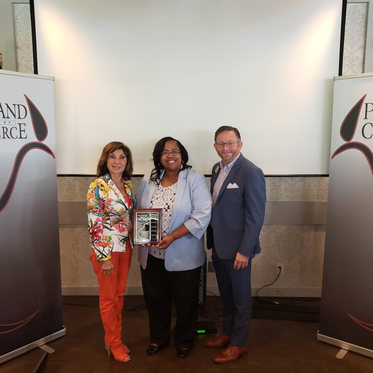 Dr. Pope is member of Pearland Chamber of Commerce