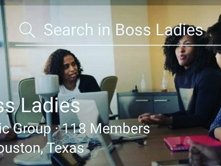 Creating Boss Ladies Facebook Group – SoundCloud