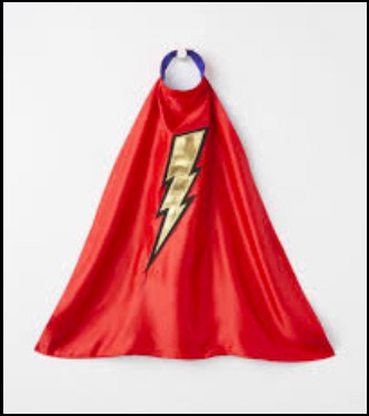 red cape