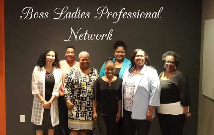 Photo with Label of Boss Ladies Professi