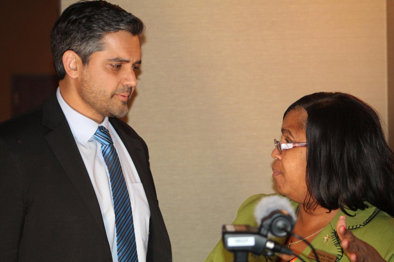 Dr. Pope Interviews Sri Preston Kulkarni