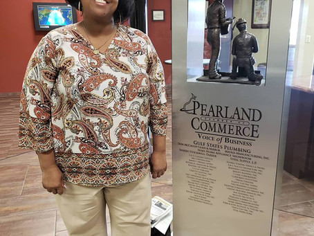 Joining the Pearland Chamber of Commerce