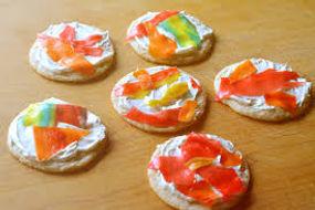 Matisse-Inspired Cookies
