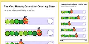 Caterpillar Math