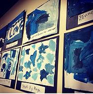 Blue Period Art