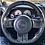 "Thumbnail: 2011-2018 Jeep Wrangler JK/JKU ""CLASSIC"" Black Carbon Fiber Steering Wheel"