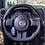Thumbnail: 2011-2018 Jeep Wrangler JK/JKU ALL Leather Steering Wheel