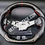 "Thumbnail: 2011-2018 Jeep Wrangler JK/JKU ""ELITE"" Black Carbon Fiber Steering Wheel"
