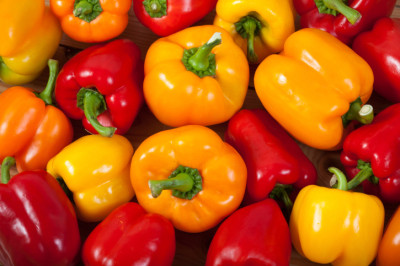 Red Bell Peppers May Fight Cancer!