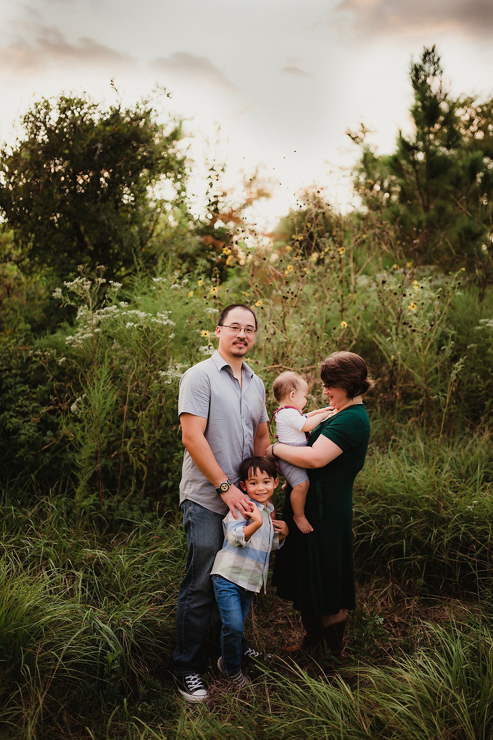 Houston Family Portrait Studio