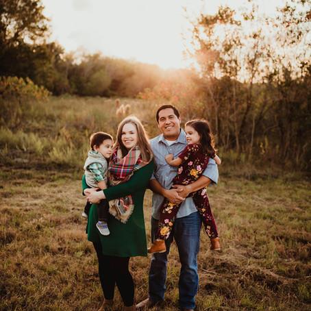 Sanabria Family | Family Photography in Houston, TX