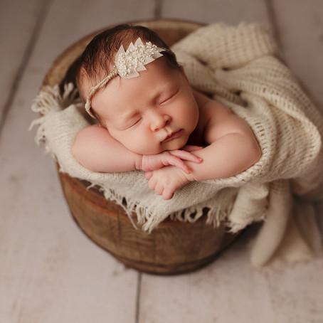 Veronica | Newborn Photography in Houston, TX