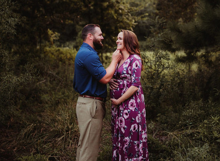 Maternity Photography in Houston, TX