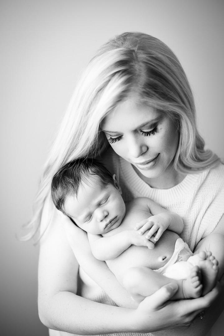 houston newborn baby photography