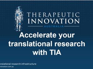 TIA Introductory Webinar