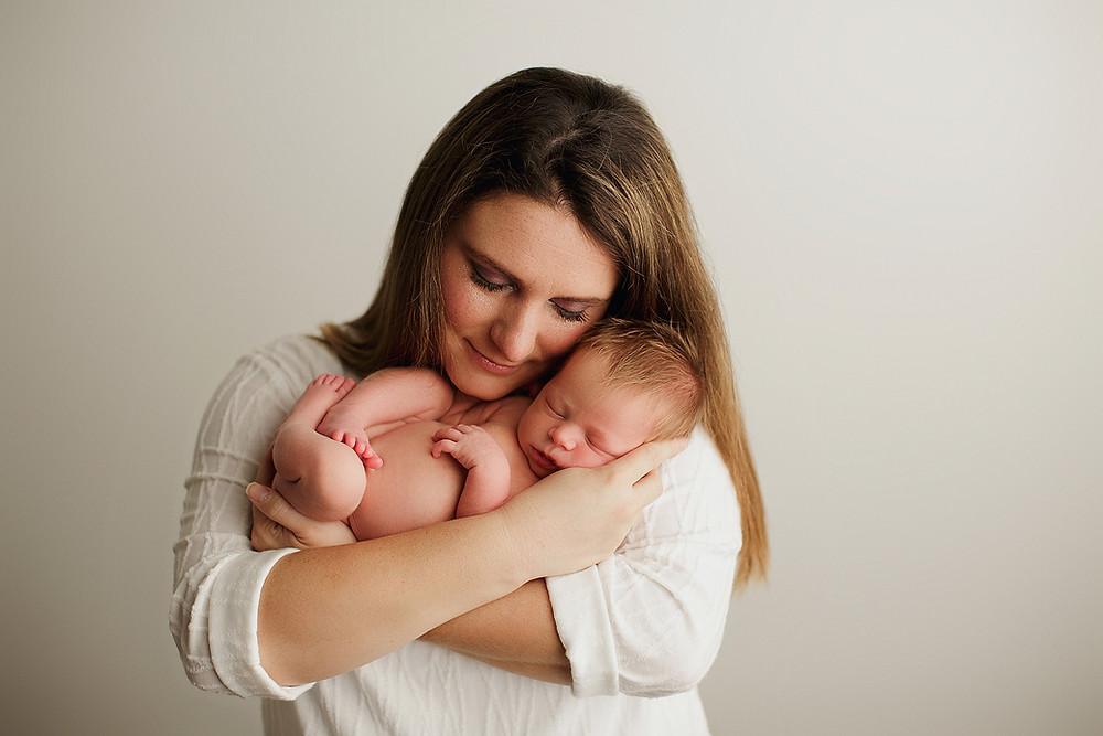 Houston, TX Newborn Portraits
