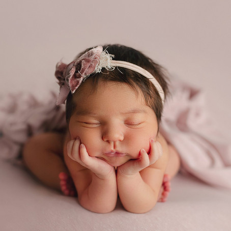 Noelle | Newborn Photography in Houston, TX