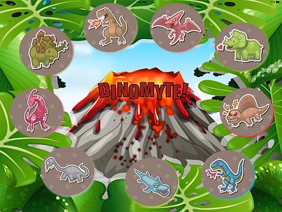 DinomyteHomeScreen.png