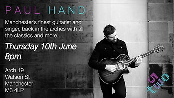Paul Hand Promo