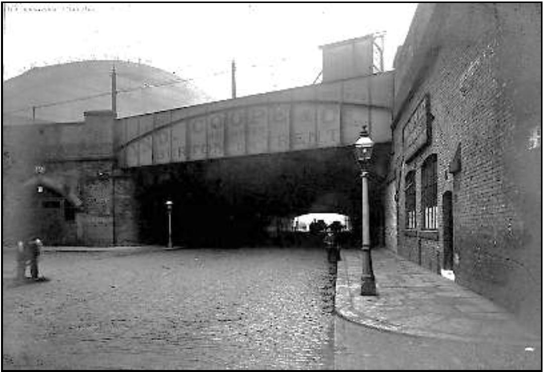 Great Bridgewater Street