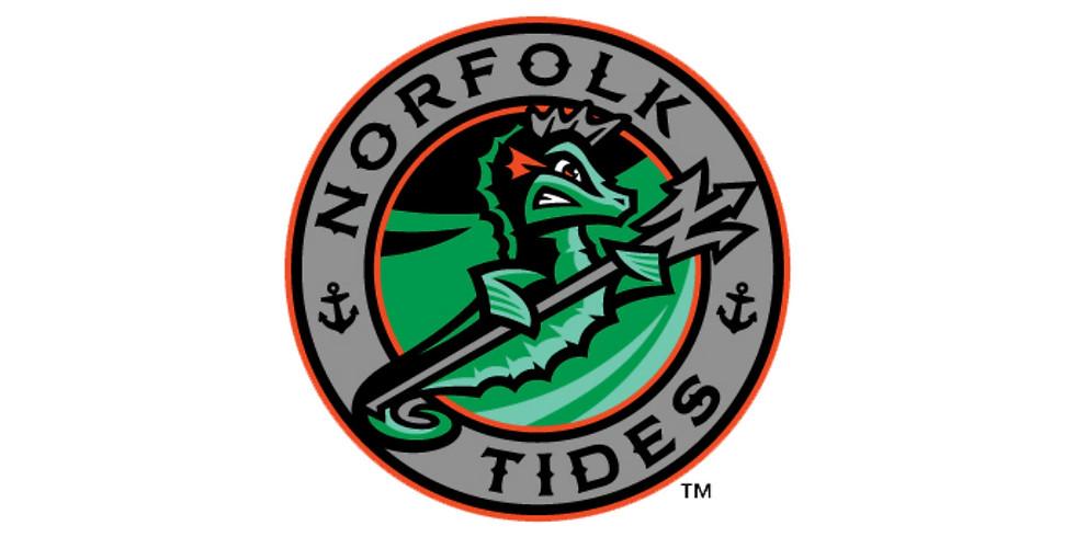 Norfolk Tides v. Rochester Red Wings