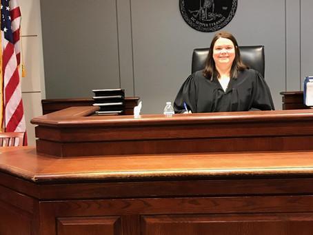 From the Bench: Meet Judge Erin L. Evans-Bedois