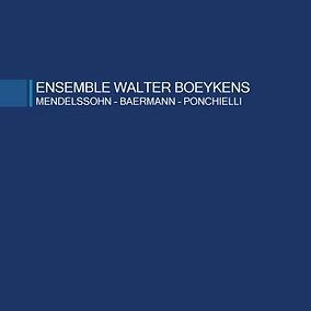 Mendelssohn - Baermann - Ponchielli