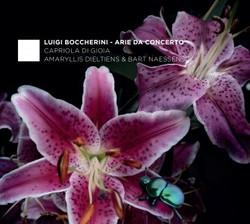 L. Boccherini: Arie da Concerto