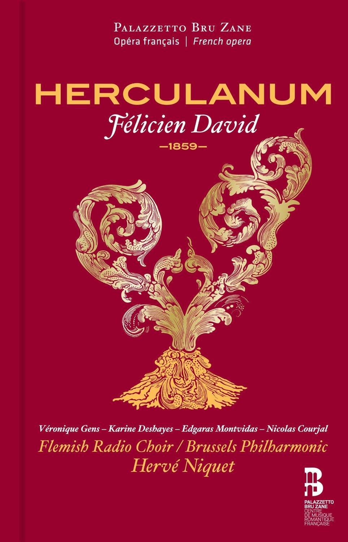 Opéra Français - Herculanum