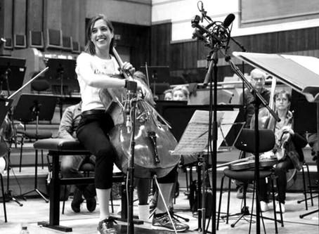 Recording Camille Thomas