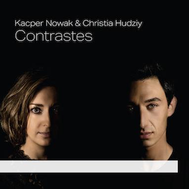 Kacper Nowak & Christia Hudziy