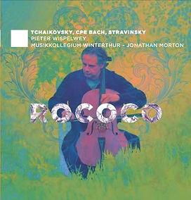 ROCOCO - Pieter Wispelwey