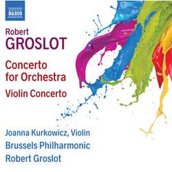 Concerto for Orchestra & Violin