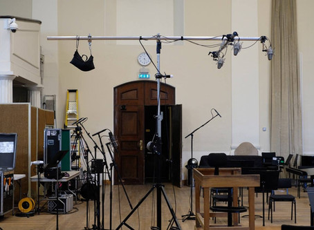Recording & Mixing - London Philharmonic Orchestra - Roeland Hendrikx - Sander Geerts