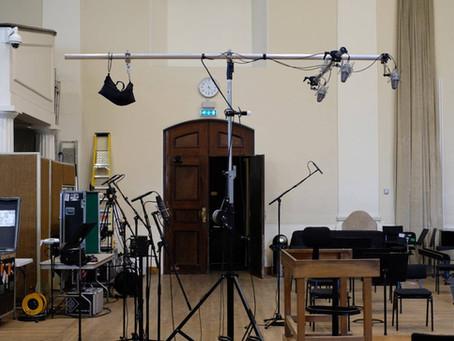 Recording & Mixing - London Philharmonic Orchestra - Roeland Hendrikx - Sander Geerts