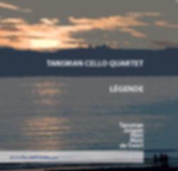Tansman Cello Quartet - Légende