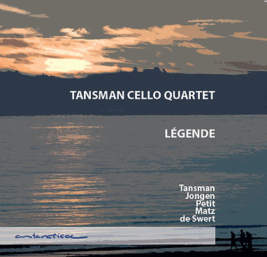 Tansman Cello Quartet - Légende