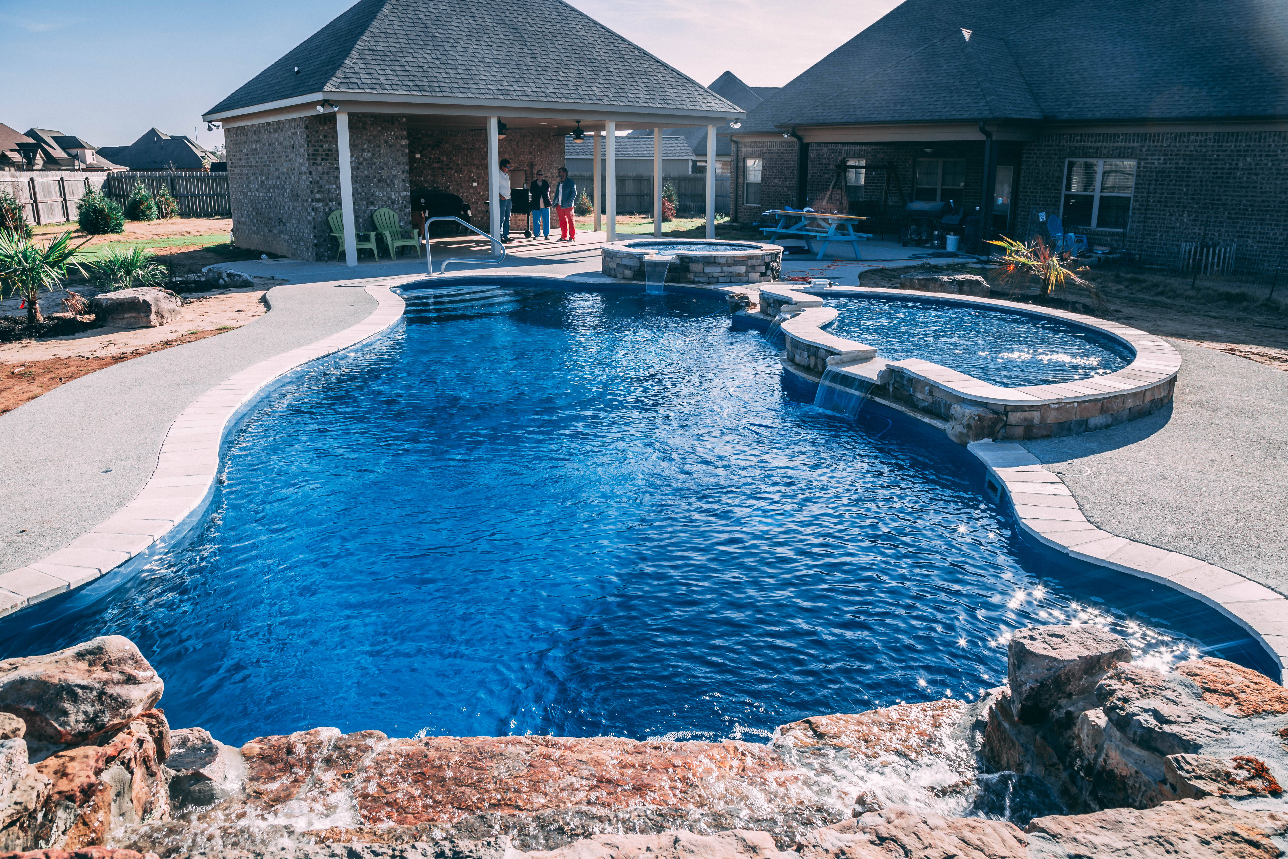 Butler Pool And Spa