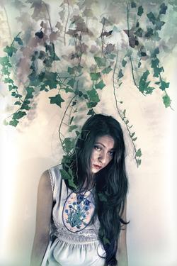 Melancholy -Humoral Encyclopedia-Alessia Cocca.png