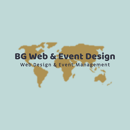 BG Web & Event Design Logo