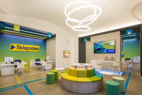 Telepass Store Torino