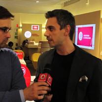 Interview Vodafone @ design week 2013