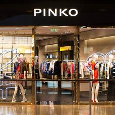 Pinko Display windows