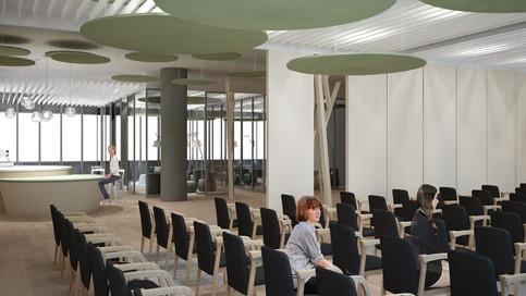 ICBPI headquarters proposal