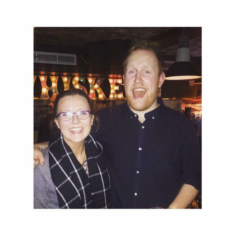 With Gavin James