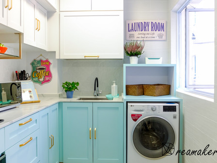 What Goes with a Tiffany Blue Kitchen?
