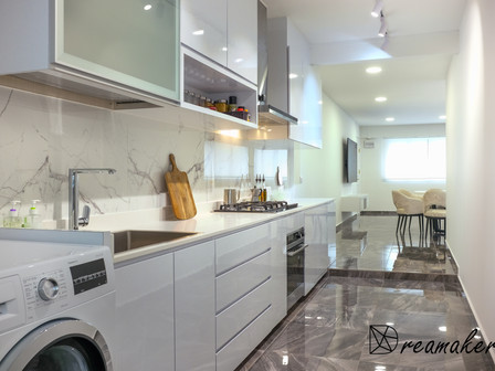 How to make white interior design work?