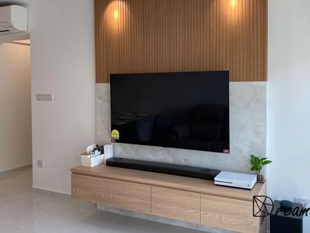 Home Showcase: 4Room Resale Muji-Themed Flat
